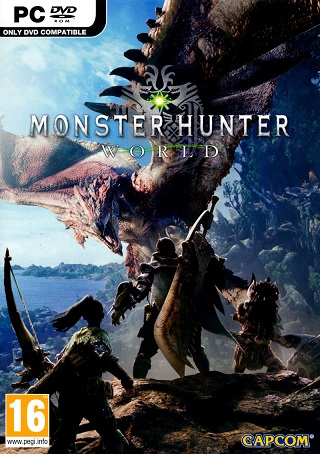 Descargar Monster Hunter World: Deluxe Edition [PC] [Full] [Español] [+DLC] Gratis [MediaFire-Torrent]
