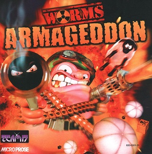 Descargar Worms Armageddon [PC] [Full] [1-Link] [Español] Gratis [MediaFire]