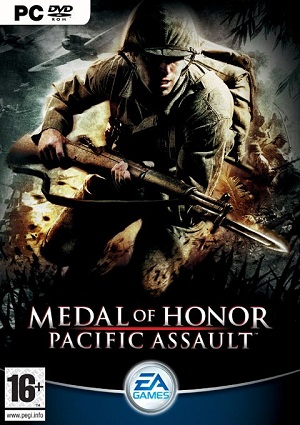 Descargar Medal of Honor: Pacific Assault [PC] [Full] [Español] Gratis [MEGA-MediaFire-Drive-Torrent]