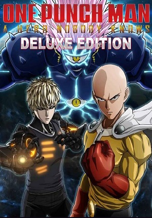Descargar One Punch Man A Hero Nobody Knows: Deluxe Edition [PC] [Full] [Español] Gratis [MEGA-MediaFire-Drive-Torrent]