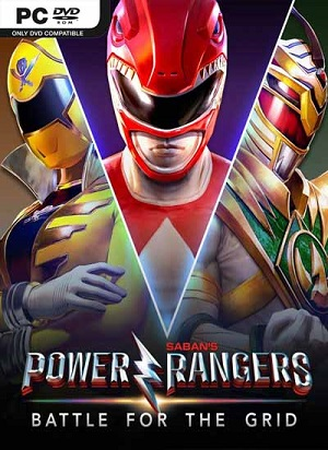 Descargar Power Rangers: Battle for the Grid [PC] [Full] [Español] Gratis [MEGA-MediaFire-Drive-Torrent]