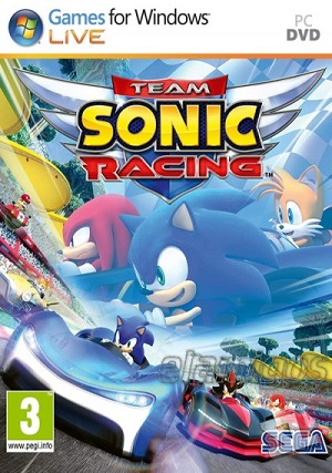 Descargar Team Sonic Racing [PC] [Full] [Español] Gratis [MEGA-MediaFire-Drive-Torrent]