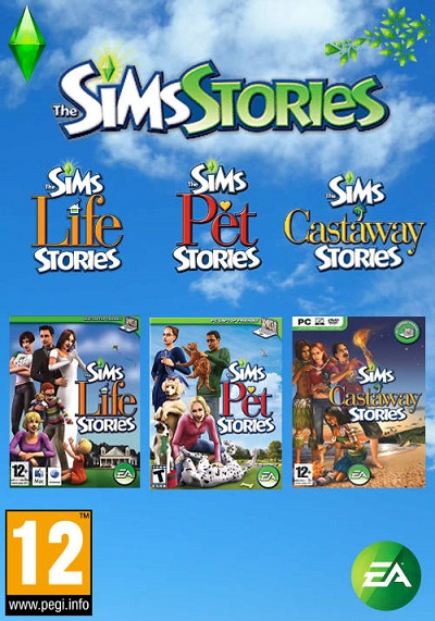 Descargar The Sims: Stories Collection [PC] [Full] [Español] Gratis [MEGA-MediaFire-Drive-Torrent]