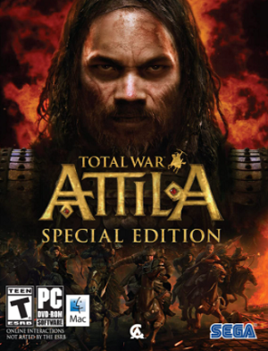 Descargar Total War ATTILA: Special Edition [PC] [Full] [Español] Gratis [MEGA-MediaFire-Torrent]
