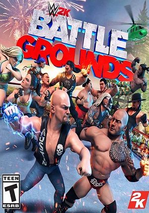 Descargar WWE 2K Battlegrounds [PC] [Full] [Español] Gratis [MEGA-MediaFire-Drive-Torrent]