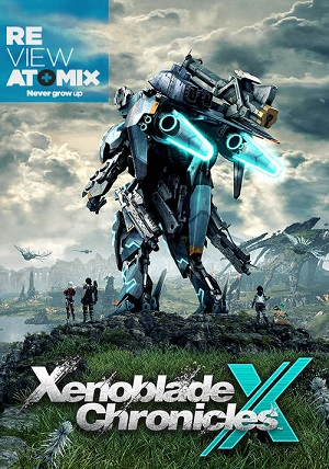 Descargar Xenoblade Chronicles X [PC] [Full] [Español] Gratis [MEGA-MediaFire-Drive-Torrent]
