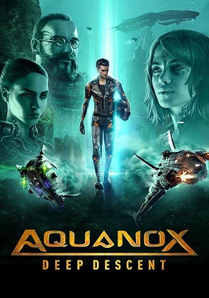 Descargar Aquanox Deep Descent [PC] [Full] [Español] Gratis [MEGA-MediaFire-Drive-Torrent]
