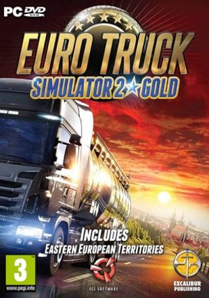Descargar Euro Truck Simulator 2 Gold [PC] [Full] [Español] [+ DLCs] Gratis [MediaFire-Drive-Torrent]