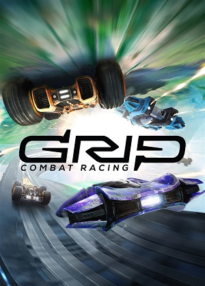 Descargar GRIP: Combat Racing [PC] [Full] [Español] Gratis [MEGA-MediaFire-Drive-Torrent]