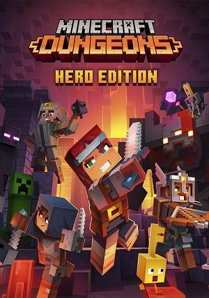 Descargar Minecraft Dungeons [PC] [Full] [Español] Gratis [MEGA-MediaFire-Drive-Torrent]