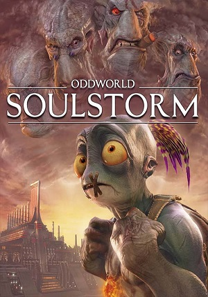 Descargar Oddworld: Soulstorm [PC] [Full] [Español] Gratis [MediaFire-Drive-Torrent]