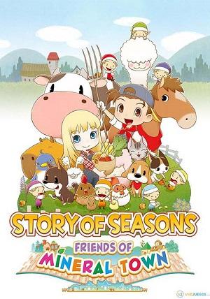 Descargar Story of Seasons: Friends of Mineral Town [PC] [Full] [Español] Gratis [MEGA-MediaFire-Drive-Torrent]
