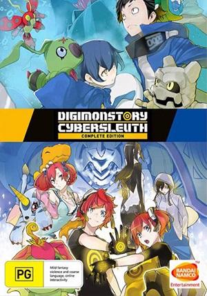 Descargar Digimon Story Cyber Sleuth: Complete Edition [PC] [Full] Gratis [MEGA-MediaFire-Drive-Torrent]