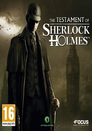 Descargar The Testament of Sherlock Holmes [PC] [Full] [Español] Gratis [MEGA-MediaFire-Drive-Torrent]