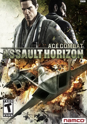 Descargar Ace Combat Assault Horizon – Enhanced Edition [PC] [Full] [Español] Gratis [MEGA-MediaFire-Drive-Torrent]