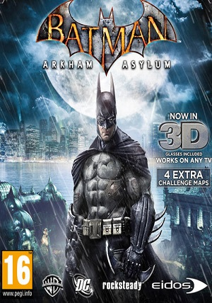 Descargar Batman: Arkham Asylum GOTY Edition [PC] [Full] [Español] Gratis [MEGA-MediaFire-Drive-Torrent]