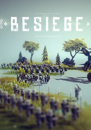 Descargar Besiege [PC] [Full] [Español] Gratis [MEGA-MediaFire-Drive-Torrent]