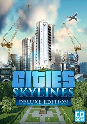 Descargar Cities Skylines: Deluxe Edition [PC] [Full] [Español] Gratis [MEGA-MediaFire-Drive-Torrent]