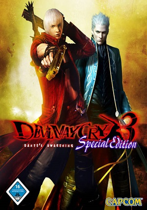 Descargar Devil May Cry 3 Special Edition [PC] [Full] [Español] Gratis [MEGA-MediaFire-Drive-Torrent]