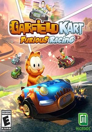 Descargar Garfield Kart Furious Racing [PC] [Full] [Español] Gratis [MEGA-MediaFire-Drive-Torrent]