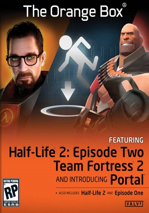 Descargar The Orange Box (HL2 + Portal + Team Fortress 2) [PC] [Full] [Español] Gratis [MEGA-MediaFire-Drive-Torrent]