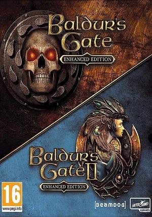 Descargar Baldur's Gate 1 y 2 Enhanced Edition [PC] [Full] [Español] Gratis [MEGA-MediaFire-Drive-Torrent]