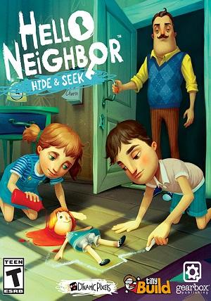 Descargar Hello Neighbor: Hide and Seek [PC] [Full] [Español] Gratis [MEGA-MediaFire-Drive-Torrent]