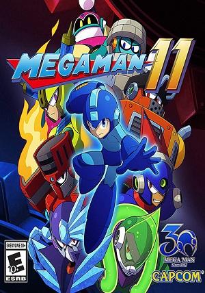 Descargar Mega Man 11 [PC] [Full] [Español] Gratis [MEGA-MediaFire-Drive-Torrent]