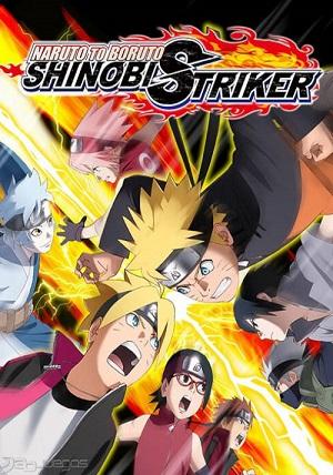 Descargar Naruto to Boruto: Shinobi Striker Deluxe Edition [PC] [Full] [Español] Gratis [MEGA-MediaFire-Drive-Torrent]