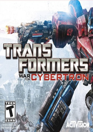 Descargar Transformers: War for Cybertron [PC] [Full] [Español] Gratis [MEGA-MediaFire-Drive-Torrent]