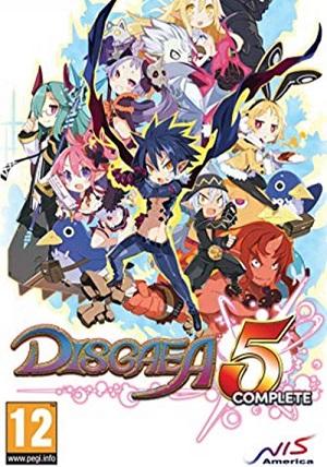 Descargar Disgaea 5 Complete [PC] [Full] Gratis [MEGA-MediaFire-Drive-Torrent]
