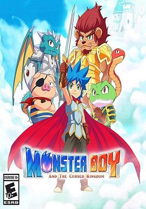 Descargar Monster Boy and the Cursed Kingdom [PC] [Full] [Español] Gratis [MEGA-MediaFire-Drive-Torrent]