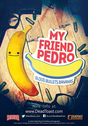 Descargar My Friend Pedro [PC] [Full] [Español] Gratis [MEGA-MediaFire-Drive-Torrent]