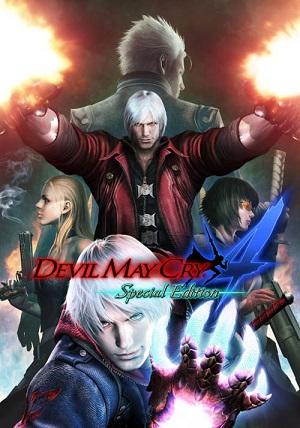 Descargar Devil May Cry 4: Special Edition [PC] [Full] [Español] Gratis [MEGA-MediaFire-Drive-Torrent]